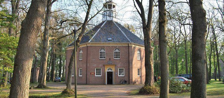 Kerkdienst 12 April Veenhuizen